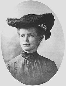 Nettie Maria Stevens (July 7, 1861 - May 4, 1912)